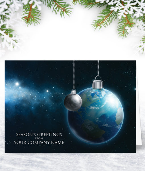 Universal Greetings Christmas Card