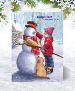 2016 Christmas Card Brochure