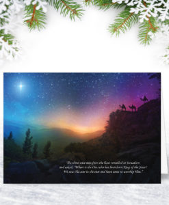 The Journey Christmas Card