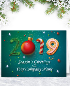 2019 Corporate Christmas Card