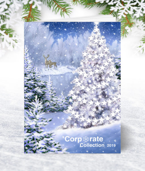 2019 Corporate Christmas Cards Brochure