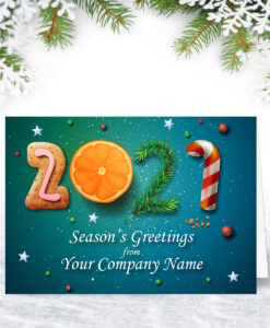 2021 Corporate Christmas Card