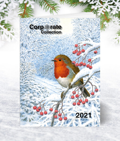 2021 Corporate Collection Christmas Card Brochure